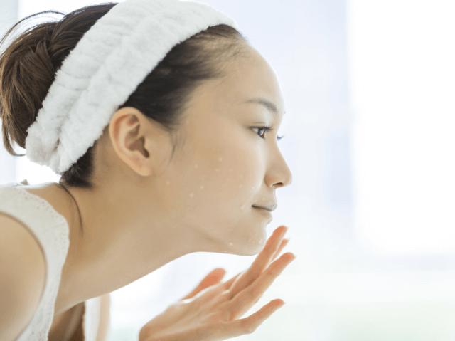 肌をきれいにする眠りの質向上